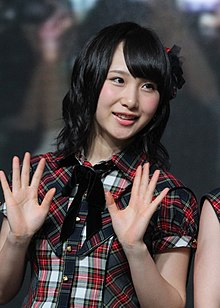 130413 AKB48 at Tokyo Auto Salon Singapore Meet & Greet 2 and Performance (1).jpg
