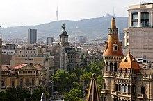 Barcelona wikipedia population density stopboris Choice Image