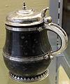 1630 Serpentinhumpen mit Silberfassung anagoria.JPG