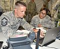 166th Communications Flight participates in cyber exercise 160914-Z-QH128-013.jpg
