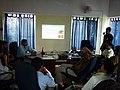 16Bangalore Wiki meetup35 10July2001.JPG