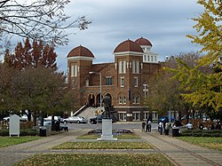 16th Street Baptist Church from Kelly Ingram Park Nov 2011.jpg