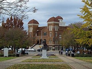 Birmingham Civil Rights District