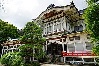 Fujiya Hotel - Main building