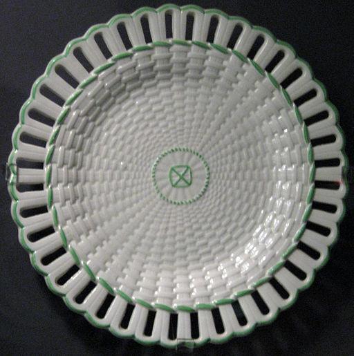 1780 Wedgewood dish (UBC)