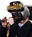 18.12.16 Ringheye Morris Dance at the Bird in Hand Mobberley 007 (31615130411).jpg