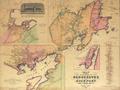 1851 map Gloucester RockportMA byHFWalling BPL M8699.png