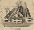 1852 IronCo foundry Boston McIntyre map detail.png