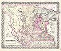 1855 Colton Map of Minnesota - Geographicus - Minnesota-colton-1855.jpg
