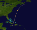 1859 Atlantic hurricane 6 track.png