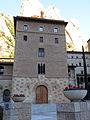 185 Monestir de Montserrat, edifici del Centre de Coordinació Pastoral.JPG