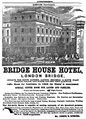 1870 Bridge House Hotel advertisement London.png
