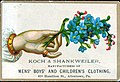 1877 - Koch & Shankweiler - Trade Card 2 - Allentown PA.jpg