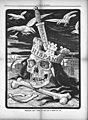 1904-10-29, La Campana de Gracia, Espanyols, aquí 'l teniu; un mort que 's pensa ser viu, Pellicer Montseny.jpg
