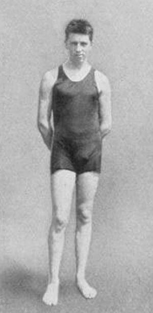 George Hodgson - Hodgson in 1912