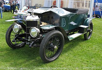 1912 Vauxhall Prince Henry