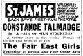 1918 StJames theatre BostonGlobe Sept6.png