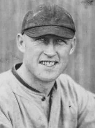 Jimmy Burke (baseball) - Image: 1921 Jimmy Burke