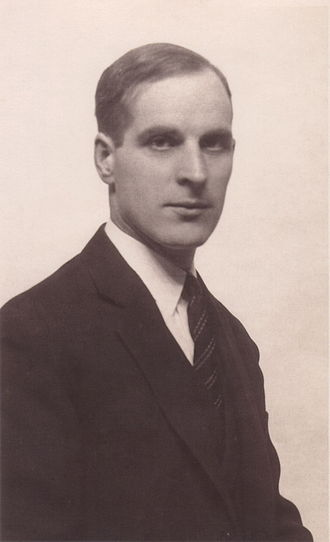 Leonid Andrussow - Leonid Andrussow in 1933