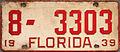 1939 Florida license plate.JPG