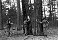1940. Spotting crew. Chewaucan Unit. Fremont National Forest, Oregon (33643142406).jpg