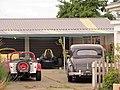 1954 Alvis Grey Lady and 1963 Triumph Herald-based sports car (9644439490).jpg
