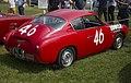 1957 Fiat-Abarth 750 GT Corsa Competizione, rear right (Greenwich 2019).jpg
