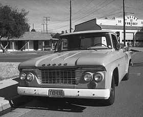 1965 Dodge Truck Models