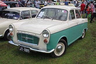 Morris Major - Morris Major Series II
