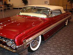 1961 red Oldsmobile Starfire side 2.JPG