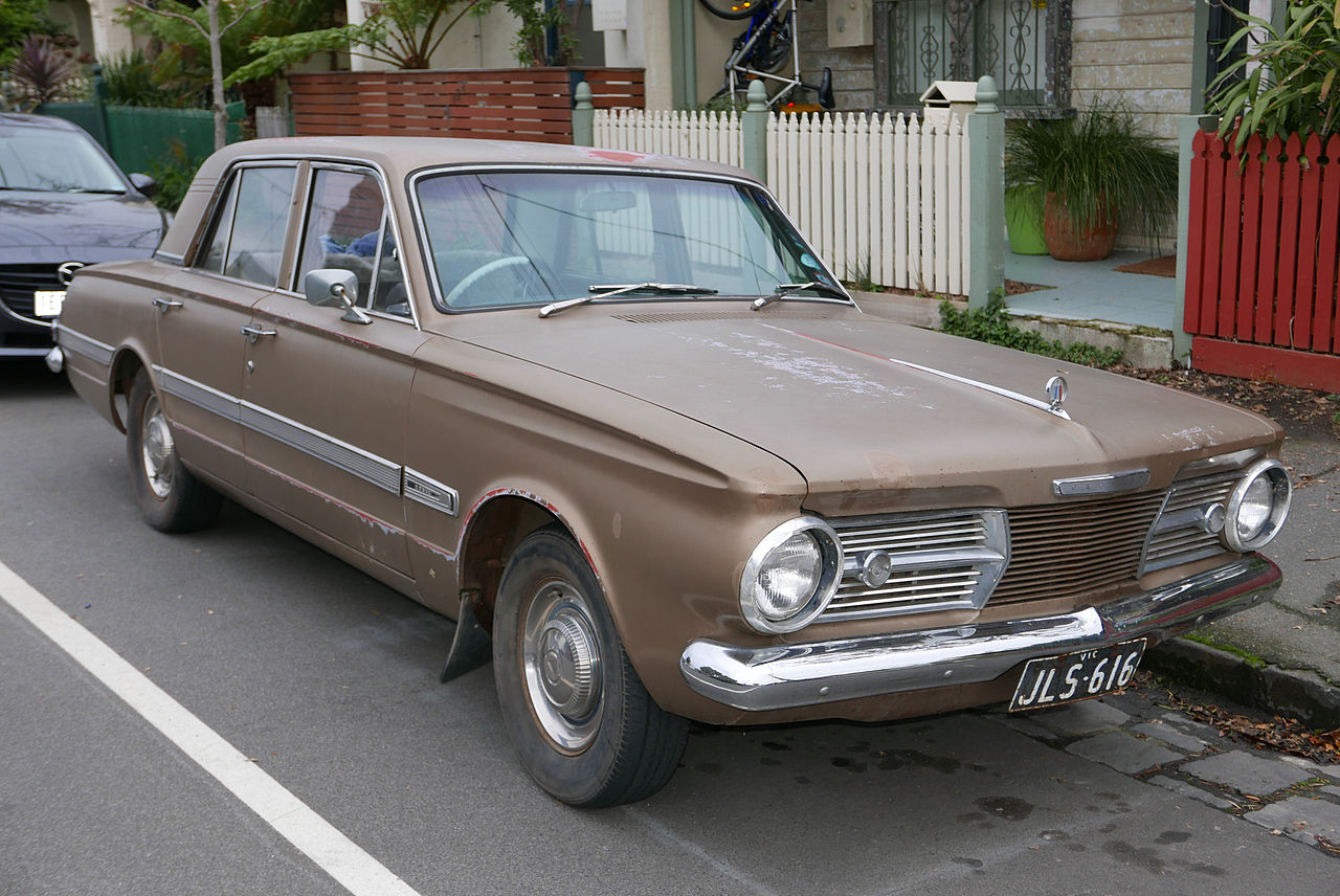 Chrysler Valiant (AP6) - Wikiwand
