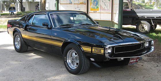 Shelby Gt500 Super Snake 1969