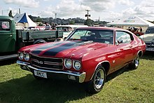 Chevrolet Chevelle - Wikipedia on 67 chevelle horn diagram, 1970 chevelle ss fender emblem location, 1970 chevelle fuel gauge wiring, 1970 chevelle carburetor, 1970 chevelle wiring harness, 1967 chevelle horn diagram, 1970 chevelle air conditioning, 1970 chevelle neutral safety switch, 1970 chevelle air cleaner, chevelle ac diagram, 1970 chevelle wiring blueprints, 1970 chevelle oil sending unit, 1970 chevelle alternator, 1970 chevelle crankshaft, 1970 chevelle transmission, 1970 chevelle lights, 1970 chevelle schematics, 1970 chevelle cowl induction relay location, 1970 chevelle clock, 1970 chevelle tires,