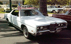 Ford LTD Cabriolet (1971)