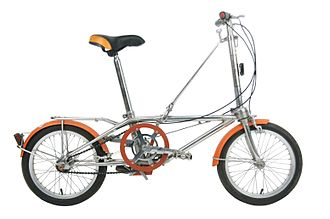Folding bicycle - 1982 Hon Convertible folding bicycle