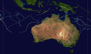 1983–84 Australian region cyclone season cyclone season in the Australian region
