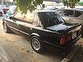1988-1989 BMW 316i (E30) Sedan (07-02-2018) 03.jpg