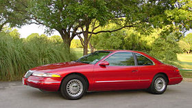 Px Lincoln Mark Viii on 1992 Lincoln Mark Vii Lsc Engine