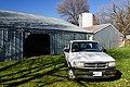 1997 Mazda B2300 Pick-Up (30235127553).jpg