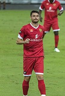 Albert Riera Spanish retired footballer
