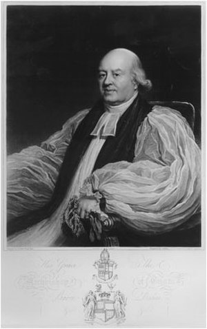 William Beresford, 1st Baron Decies - Lord Decies, Archbishop of Tuam.