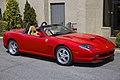 2001 Ferrari 550 Barchetta no 135, front right side edit.jpg
