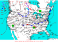 2003-07-19 Surface Weather Map NOAA.png