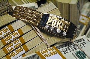 2005 WSOP gold bracelet