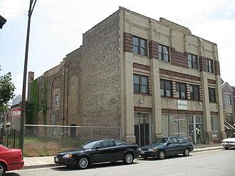 Chicago Defender Building - Image: 20070601 Chicago Defender Building (3)