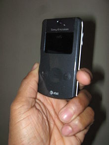 sony ericsson w518a wikipedia rh en wikipedia org Sony Ericsson Walkman W518a Sony Ericsson Walkman W518a