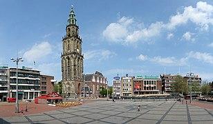 20100523 Grote Markt en Martinitoren Groningen NL.jpg