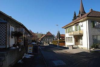 Eriswil - Eriswil village