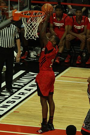 2013–14 Arizona Wildcats men's basketball team - Rondae Hollis-Jefferson