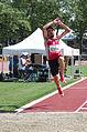 2013 IPC Athletics World Championships - 26072013 - Antonio Andujar Arroyo of Spain during the Men's Triple jump - T46 1.jpg